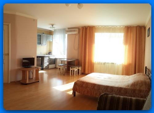 уютная квартира в Бердянске