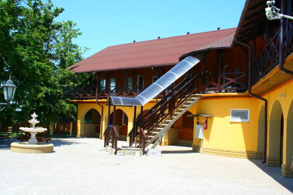 Базы отдыха в Бердянске